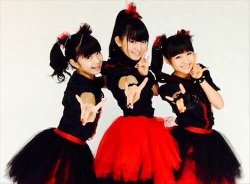 BABYMETAL Tour Dates 2016 - 2017 - concert images & videos TourLALA ...