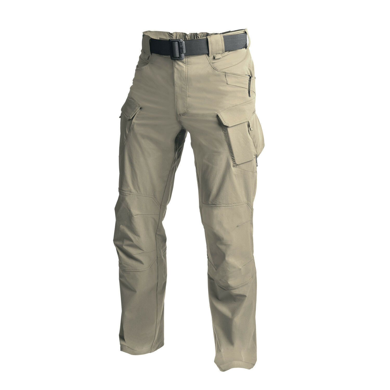 HELIKON tex OTP Tactical Al aire libre trekking  senderismo pantalones caqui Mr Medium regular  precios mas baratos