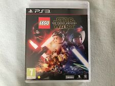 Sony PlayStation 3 PS3 LEGO Star Wars: The Force Awakens