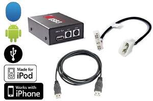 Lexus Es300 Rx300 Usb Android Ipod Iphone Interface Kit Play Mp3s Through Radio Ebay