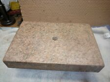12 X 8 X 4 12 Granite Surface Plate Comparator Stand Base