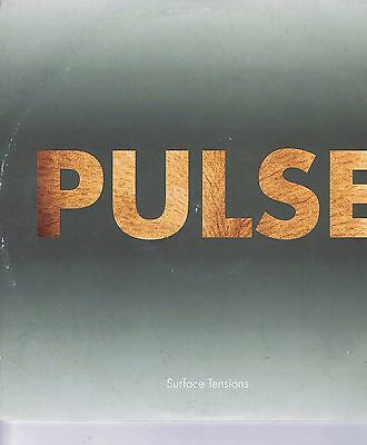 """Pulse  -  Surface Tensions  2 X 12"""" HARTHOUSE HH-LP-007"""