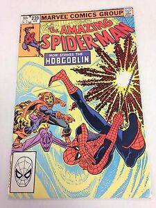 The-Amazing-Spider-Man-239-April-1983-2nd-appearance-Hobgoblin