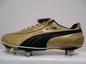 Puma King XL I SG Fotball Boots Mens UK 7 US 8 EUR 40.5 CM 26 REF ...