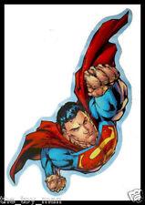 SUPERMAN STICKER DECAL~DC COMICS SUPER HERO~JUSTICE LEAGUE OF AMERICA