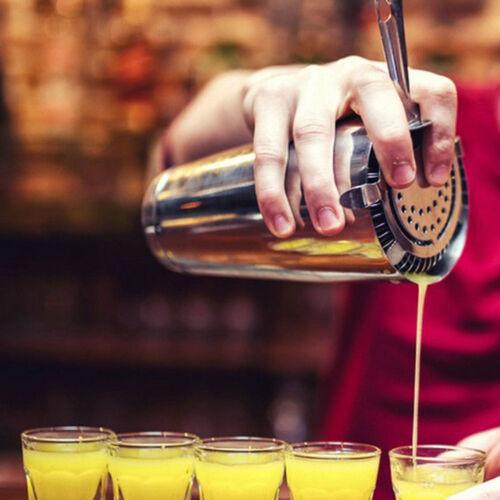 Coctelera Shaker Bar Wine Mix Drink Ice Colador Filtro colador acero inoxidable