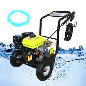 7,5 PS 4-Takt-Benzinmotor Kaltwasser-Hochdruckreiniger Hochdruckreiniger