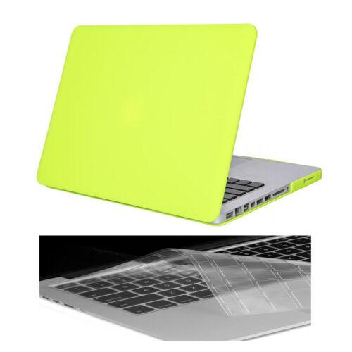 Matte Rubber Laptop Hard Case Cover MacBook 2016//2017 New 13.3 Pro A1706 @ A1708