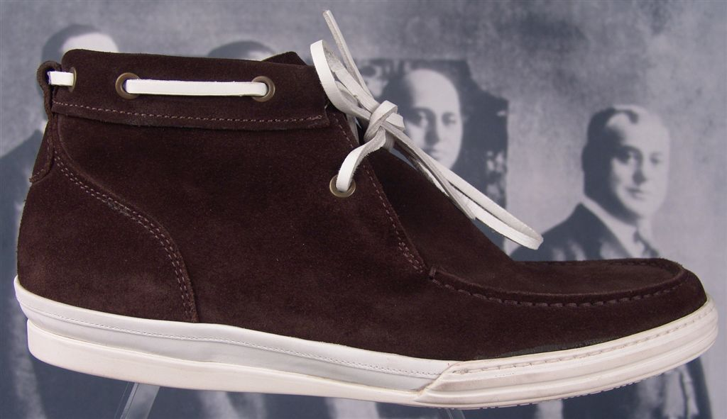 CESARE PACIOTTI FASHION SUEDE CHUKKA MENS BOOTS SHOES US SIZE 10