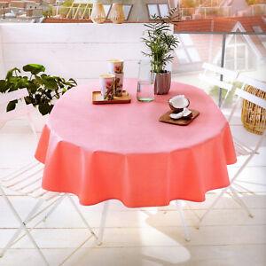 Details Sur Ovale Jardin Nappe De Table 180x130cm Essuyee Couverture F Terrasse Balcon