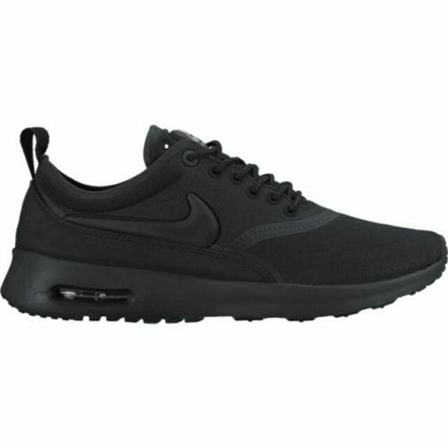 Size 9 - Nike Air Max Thea Ultra Premium Metallic Black