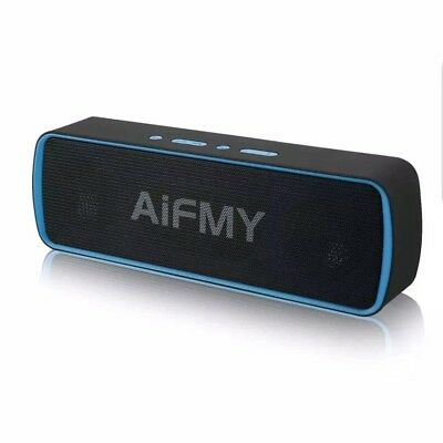 Portable Audio & Headphones Friendly Aifmy Portable Wireless Speaker B10 Bluetooth Speakers Sound & Vision