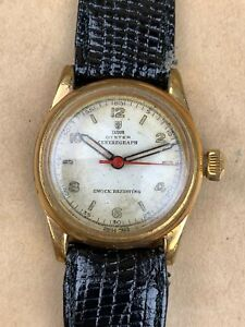 Oyster-Centregraph-Vintage-1940s-Watch-By-ROLEX-RARE