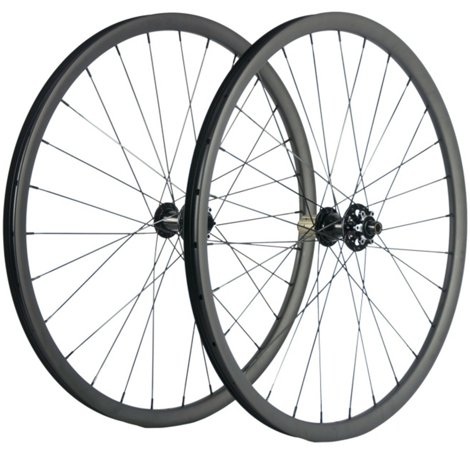 27.5ER Carbon MTB Wheelset 27mm Width Mountain Carbon Wheels Tubeless  Bike Wheel  outlet on sale