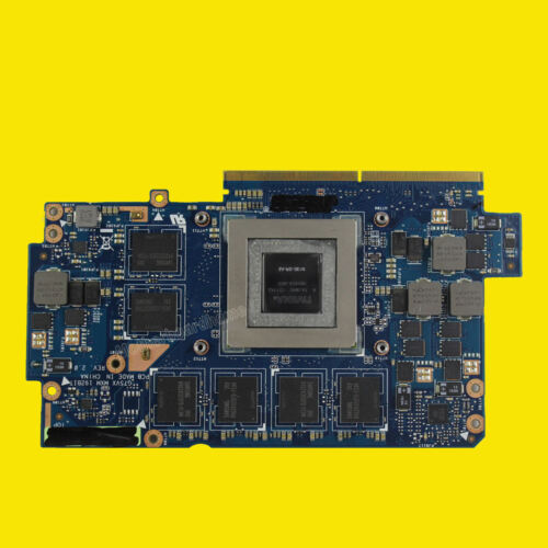 For Asus G75VX Laptop NVIDIA GTX 670M DDR5 VGA 3GB Video Graphic Card REV2.0