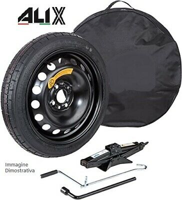 Ruotino di Scorta AUDI A3 SportBack Dal 09//2012 Al 2019 - 8V 125//80-17