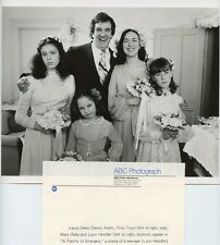 LAURA DEAN MARA HOBE LAURI HENDLER ABC AFTERSCHOOL SPECIAL 1980 ABC TV PHOTO