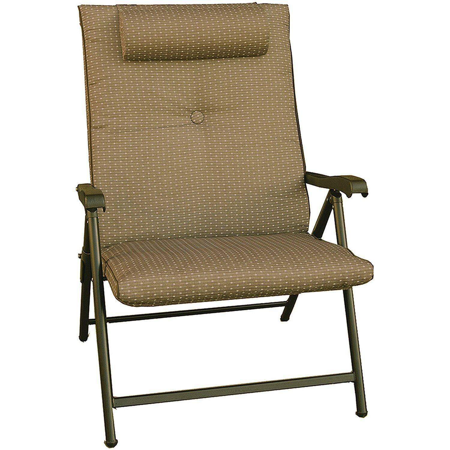 Prime Products 13-3375 Folding Chair, Desert Taupe CLEARANCE SALE
