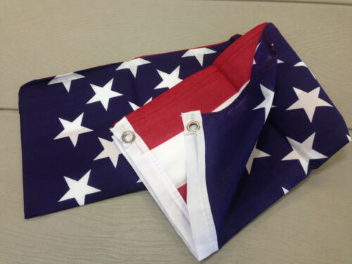 3 X 5 Ft American Flag 3x5 Foot US National Flags with 2 Brass Grommets