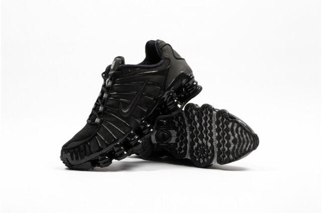Nike Shox TL Total Triple Black
