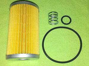 1- Kubota 15521-43160 19244-87110 Fuel Filter Cartridge L2650 L4300 M5400 FF2000