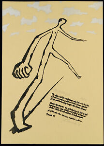Kunst-in-der-DDR-Haltestelle-1986-Frank-BRETSCHNEIDER-1956-D-handsigniert