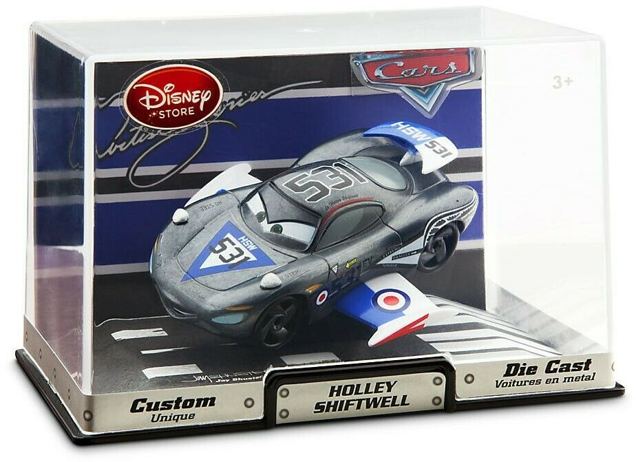 Pixar Cars Artist Series Series Series Holley Shiftwell Exclusive Diecast Car [Aviator] 296f8c
