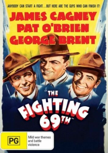 1 of 1 - The Fighting 69th (DVD, 2008)