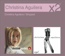 FREE US SH (int'l sh=$0-$3) NEW CD Christina Aguilera: Christina Aguilera/Stripp