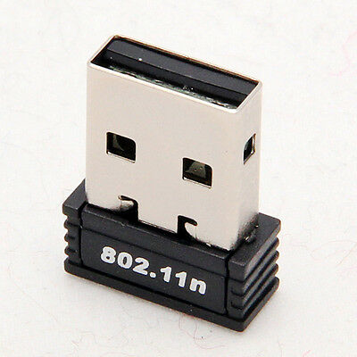 Mini USB150Mbps 150M  WiFi Wireless Adapter Network LAN Card  802.11n/g/b 2.4GH