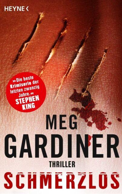 Schmerzlos von Meg Gardiner (2008, Taschenbuch)