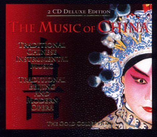 DestinThe Music of China (Gold Collection) - New - Sealed