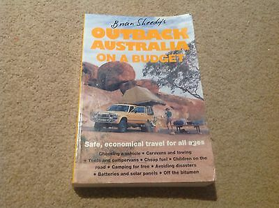 OUTBACK AUSTRALIA BUDGET MANUAL COMPLETE BOOK FULL OF INFORMATION