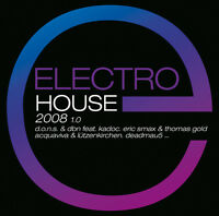 CD Electro House Vol.2 von Various Artists 2CDs