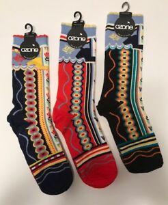 Women-039-s-Scandinavian-Dala-Novelty-Socks-3-Colors-Free-Ship