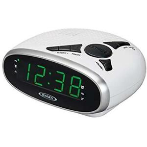 Jensen-Radio-Numerique-AM-FM-horloge-double-alarme-ecran-DEL-sleep-snooze