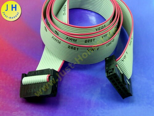 IDC Verbindungskabel 14polig 2.54mm Flachbandkabel Kabel Cable Ribbon