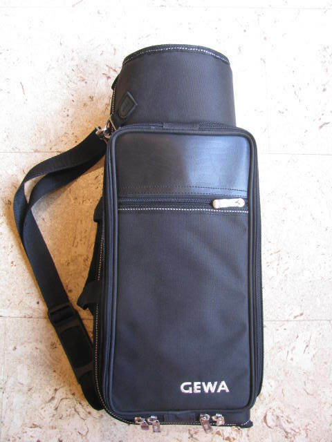 GEWA Gig-Bag, Trompete, schwarz, SPS