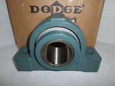 dodge pillow block bearings. item 1 *new in box* dodge p2b-s2-207r 2-7/16\u201d s-2000 pillow block bearing 070282 -*new dodge bearings
