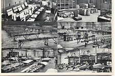18991 Typen Karte Nr. 11 Junkers Reihenbau J4 und J9 1917/18 Werksansichten