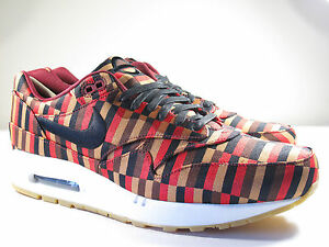 27629fce92 DS 2013 NIKE AIR MAX 1 WOVEN SP ROUNDEL LONDON 11 SUPREME ATMOS ...