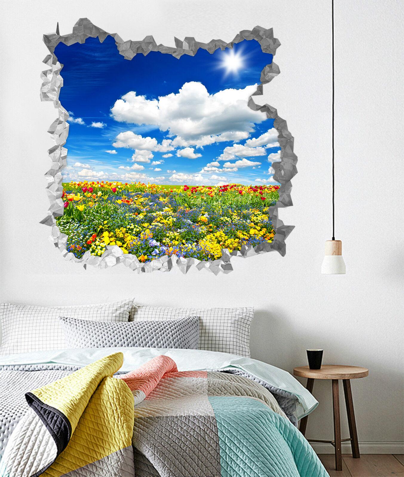3D Pflanzen 4423 Mauer Murals Aufklebe Decal Durchbruch AJ WALLPAPER DE Lemon