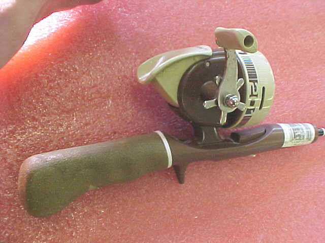 FT4 Vintage Sportfisher fishing rod reel combo made in Japan Kmart  NICE