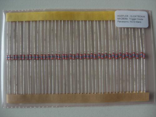 e0605 Trigger-diodos ma2b064 40 St Panasonic !!!