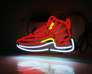 Red Sport Shoe STORE Display Business
