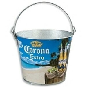 corona extra light ice bucket colorful bottle opener. Black Bedroom Furniture Sets. Home Design Ideas