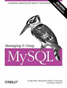 Managing-and-Using-Mysql-Paperback-by-Reese-George-Yarger-Randy-Jay-King