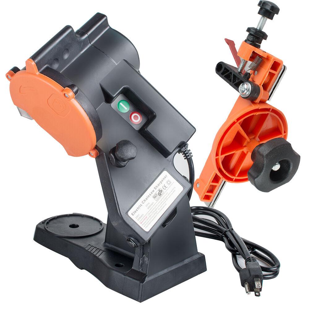 Portátil 4800RPM 80W ligero con Cable eléctrico Motosierra potentes herramientas de jardín