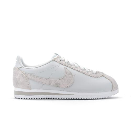 Platino Zapatillas 905614 Prem Cortez Puro Clásico Mujer 001 Nike wAaqYIRn