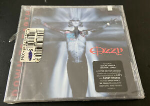 Down-to-Earth-by-Ozzy-Osbourne-CD-Oct-2001-Sony-USA-NEW-SEALED
